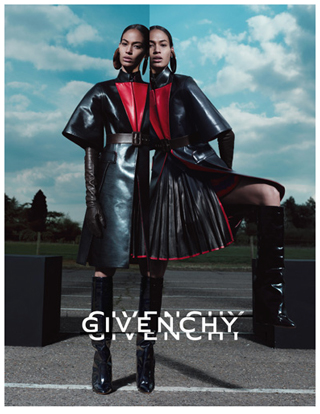 Lifestyle-celebrity-news-top-model-Joan-Smalls-in-Givenchy-image-4