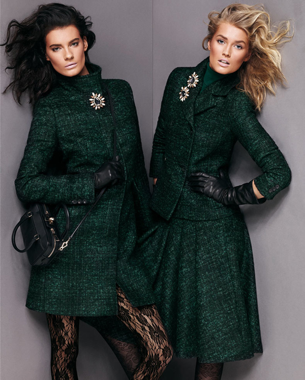 Max Mara Trends New Collection Autumn Winter Fashion Dresses Image 7