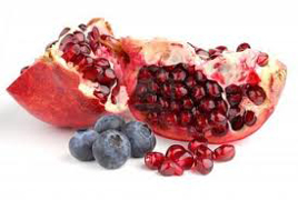 Beauty-Tips-with-Pomegranate-and-blueberry-beautiful-skin-image-2