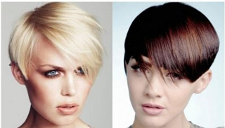New-trends-in-hair-color-stylish-with-cutting-of-short-hair-image-5