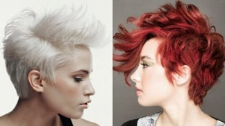 New-trends-in-hair-color-stylish-with-cutting-of-short-hair-image-6