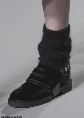 Alexander Wang fashion brand designer new trends clothing-knee-socks