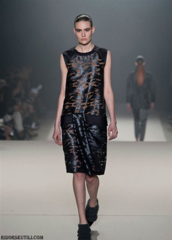 Alexander Wang fashion brand designer new trends clothing-leather