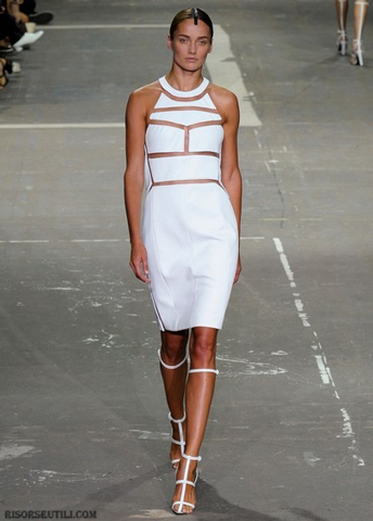 Alexander Wang fashion brand designer new trends clothing-sleeveless