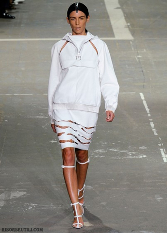 Alexander Wang fashion brand designer new trends clothing-sweatshirt