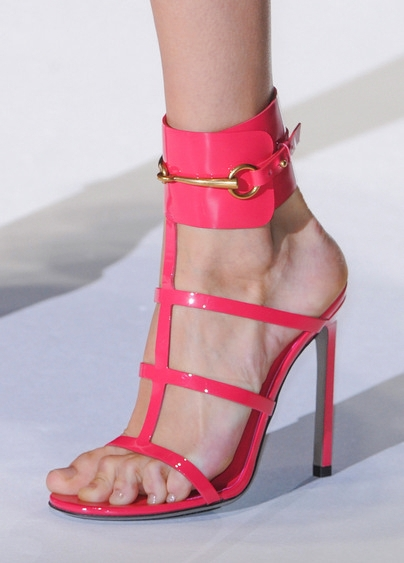 Gucci new collection fashion spring summer dresses for women shoes with heels