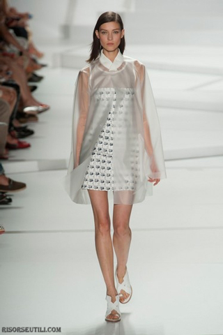 Lacoste-collection-dresses-fashion-spring-summer-accessories-waterproof-cloak