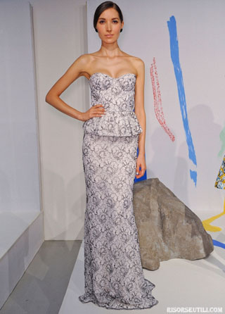 Alice Olivia fashion dresses evening new collection spring summer