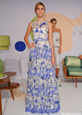 Alice Olivia fashion dresses new collection spring summer skirt