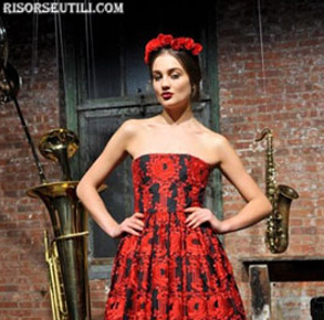 Alice Olivia new trends fashion tips beauty with makeup look summer