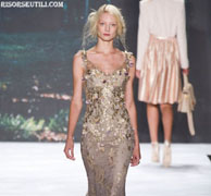 Badgley Mischka video new collection spring summer for women