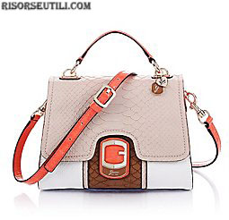 Bags Guess new collection Tisbury Small Top Handle Flap