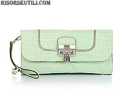 Bags Guess new collection Yorkshire Flap Clutch
