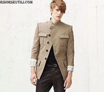 Balmain fashion new collection spring summer clothing for men show