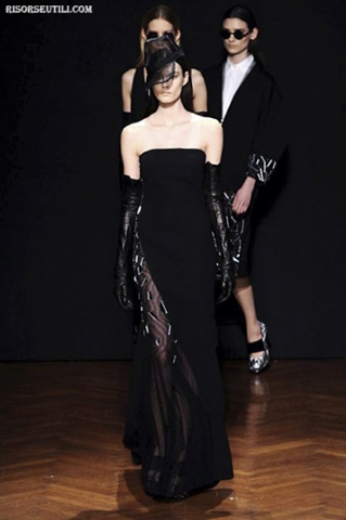 Frankie-Morello-new-collection-fashion-fall-winter-clothing-evening-dress