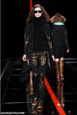 Just-Cavalli-new-collection-fashion-fall-winter-clothing-black