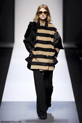 Max-Mara-new-collection-fashion-fall-winter-clothing-coat-bicolor-women