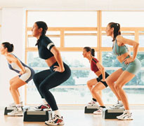 Aerobics wellness of the body with exercises Aerobics 2