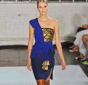 Altuzarra fashion dresses spring summer 2013 show
