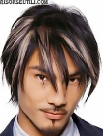 Beauty look men hairstyles trends hair long photo 1
