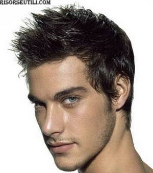 Beauty look men hairstyles trends hair long short with gel