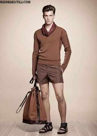 Belstaff sandals spring summer men 2013