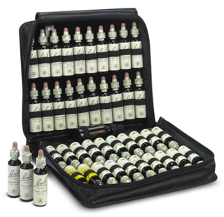 Bach flowers remedies wellness for anxiety stress insomnia set