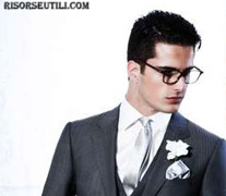 Fashion man with Groom how to be stylish on your wedding day clothing