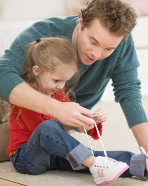 Guide help for fathers