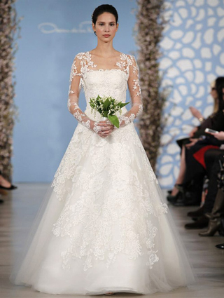 Oscar-De-La-Renta-fashion-wedding-new-collection-2014-bridal-2