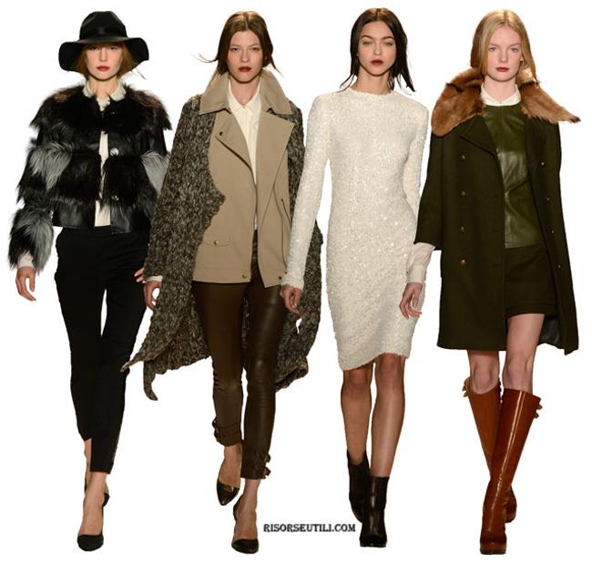 Rachel Zoe fashion brand designer fall winter