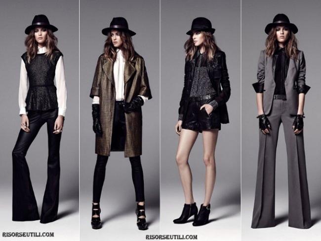 Rachel Zoe fashion brand designer trends pre fall
