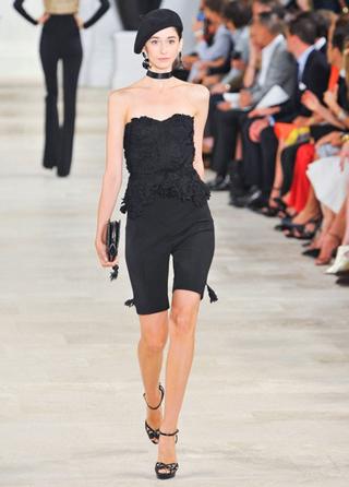 Ralph Lauren fashion new collection spring summer 2013 dress d5122d417fe0