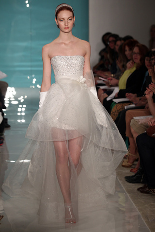 Reem Acra wedding dresses new collection 2013 2014 bridal 1