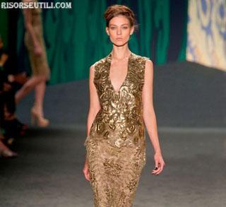 Vera Wang new collection 2013