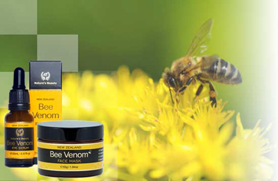 Beauty-of-the-skin-with-new-natural-wrinkle-Botox-bee-venom-product