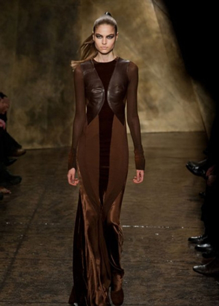 Donna-Karan-trends-celebrity-in-showcases-fall-winter-2014