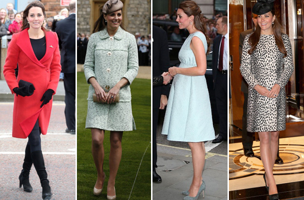 Lifestyle-Kate-Middleton-all-the-dresses-of-the-pregnancy-9