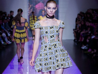 Versus-fashion-dresses-collection-spring-summer