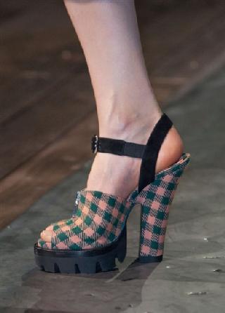 Prada Clothing Accessories Fall Winter 2013 2014 Footwear 2