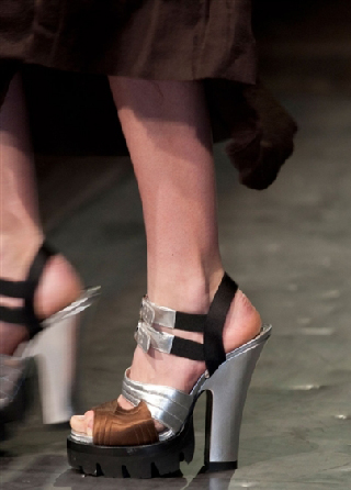 Prada Collection Footwear Catalog Fall Winter 2014 For Women 4