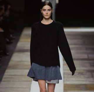 Fashion Theyskens Theory lifestyle fall winter 2013 2014