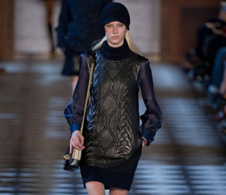 Look Tommy Hilfiger lifestyle fall winter 2013 2014 dresses