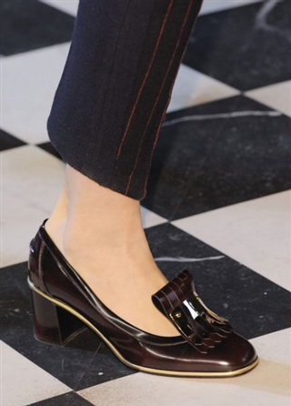 Catalog Tommy Hilfiger Shoes Fall Winter 2013 2014 2