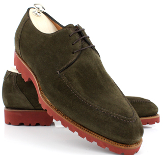Collection Bontoni Shoes Fall Winter 2013 2014 Suede Conero 5