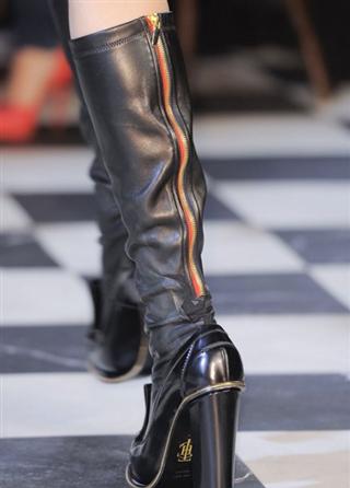 Fashion Tommy Hilfiger Boots Fall Winter 2013 2014 4