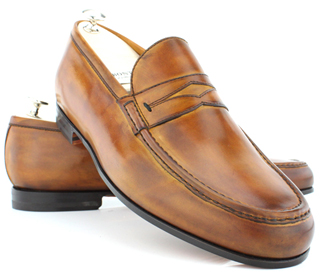 Moccasins Bontoni Shoes Fall Winter For Men Tobacco Savarese 9