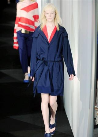 Acne Studios collection spring summer fashion women 1
