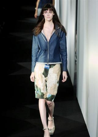 Acne Studios collection spring summer fashion women 2