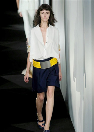 Acne Studios collection spring summer fashion women 3